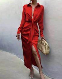 Obleka - koda 6459 - rdeča