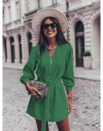 Obleka - koda 820 - zelena