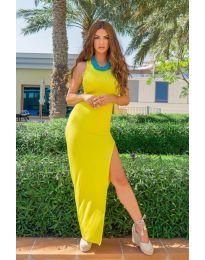 Obleka - koda 11966 - rumena