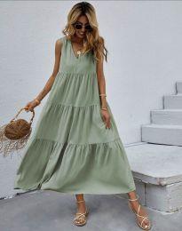 Obleka - koda 8149 - zelena