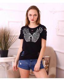 Majica - koda 3567 - črna