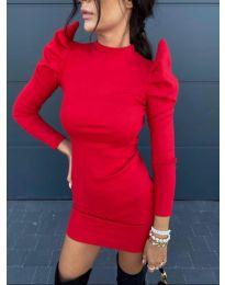 Obleka - koda 1504 - 3 - rdeča
