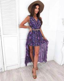 Obleka - koda 3207 - večbarvna