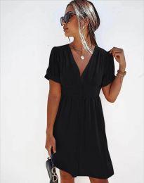 Obleka - koda 7394 - črna