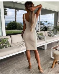 Obleka - koda 4301 - bež