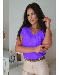 Majica - koda 388 - vijolična