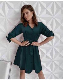 Obleka - koda 9028 - olivna