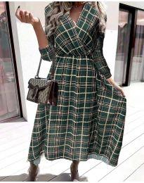 Obleka - koda 8404 - večbarvna