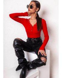 Bluza - koda 11564 - rdeča