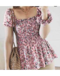 Bluza - koda 3464 - roza