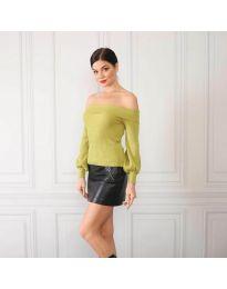 Bluza - koda 0247 - zelena