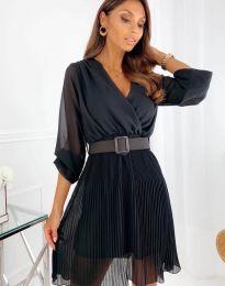 Obleka - koda 3497 - črna