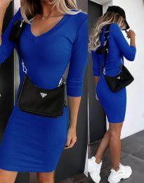 Obleka - koda 7592 - modra