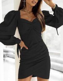 Obleka - koda 0363 - črna