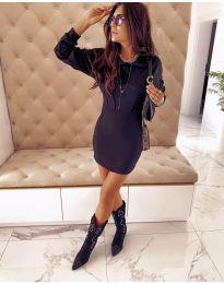 Obleka - koda 177 - črna