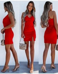 Obleka - koda 8979 - rdeča