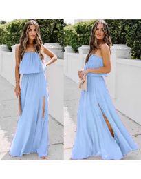 Obleka - koda 061 - modrá