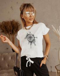 Majica - koda 3245 - bela