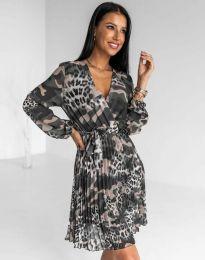 Obleka - koda 8497 - večbarvna