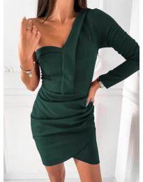 Obleka - koda 2079 - olivna