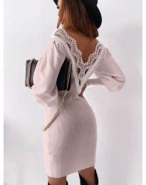 Obleka - koda 1718 - roza