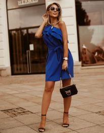 Obleka - koda 7100 - temno modra