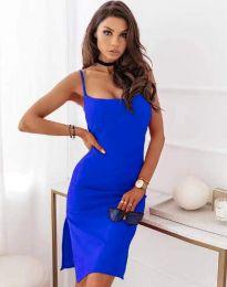 Obleka - koda 7783 - modra