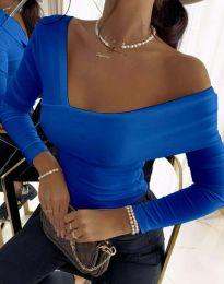 Bluza - koda 5343 - 7 - modra