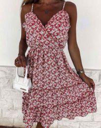 Obleka - koda 3265 - večbarvna
