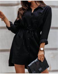 Obleka - koda 132 - črna