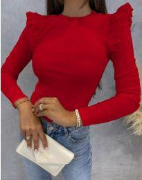 Bluza - koda 1663 - rdeča