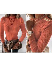 Bluza - koda 9930 - oranžna