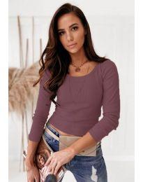Bluza - koda 8365 - vijolična