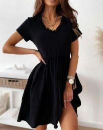 Obleka - koda 1679 - 3 - črna