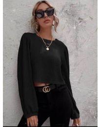 Bluza - koda 5932 - črna