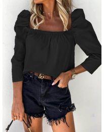 Bluza - koda 9906 - črna