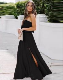 Obleka - koda 8871 - črna