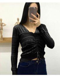 Bluza - koda 385 - črna