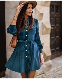 Obleka - koda 3999 - modra