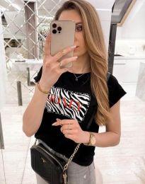 Majica - koda 11708 - črna
