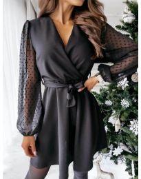 Obleka - koda 1600 - 1 - črna