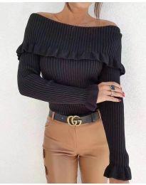 Bluza - koda 7131 - črna