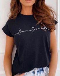 Majica - koda 4360 - črna