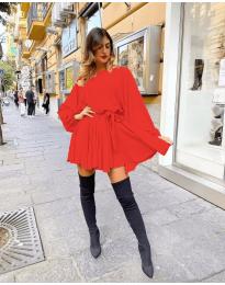Obleka - koda 5088 - rdeča