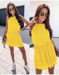 Obleka - koda 513 - rumena