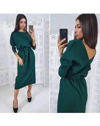 Obleka - koda 974 - zelena