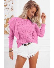 Bluza - koda 5321 - roza