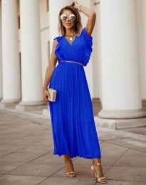 Obleka - koda 3320 - modra