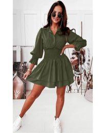 Obleka - koda 1843 - zelena