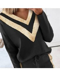 Bluza - koda 2190 - 1 - črna